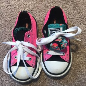 All star converse - toddler size 6